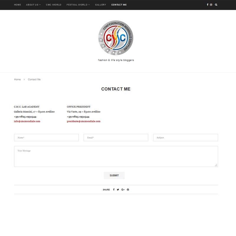 Creazione di siti Web